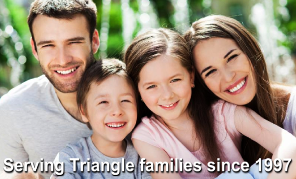 family dentist cary nc