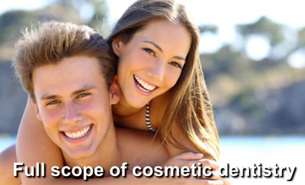 cosmetic dentistry cary nc